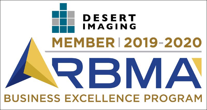 Desert Imaging Recognized as RBMA Business Excellence Program Radiology Practice