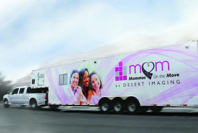 MOM mobile unit