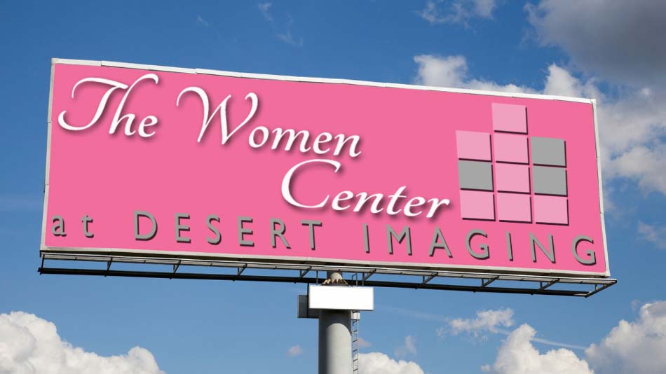 THE WOMEN CENTER at DESERT IMAGING