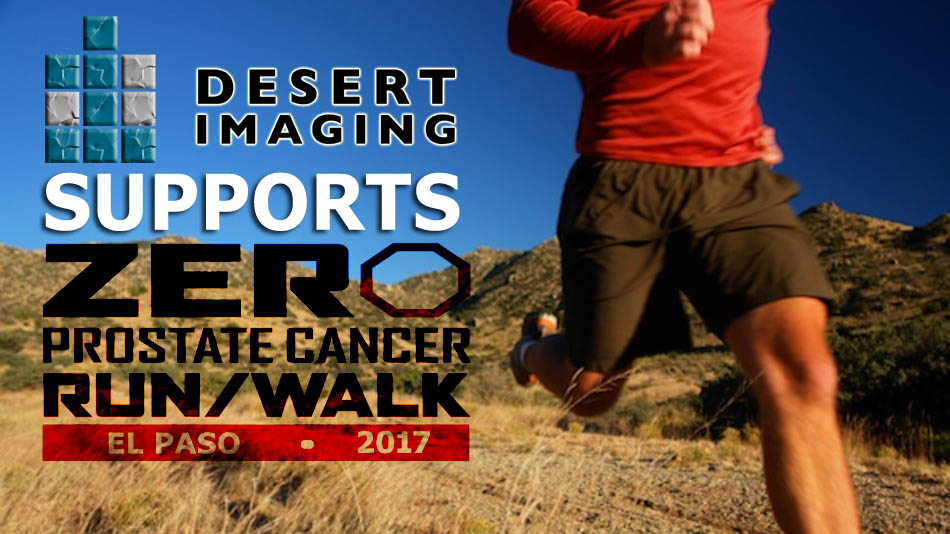 ZERO PROSTATE CANCER RUN & WALK, EL PASO 2017